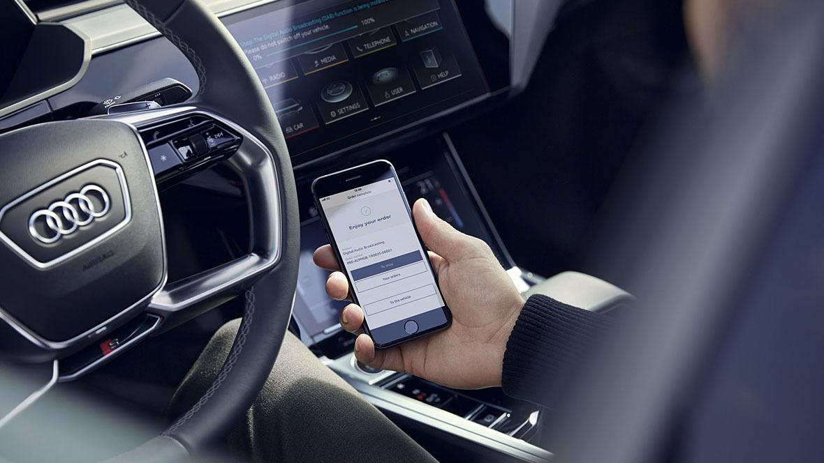 Audi Extras Online-Download