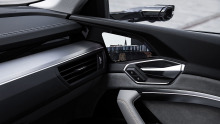 Audi Kamera-Spiegel E-Tron