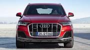 Audi Q7 Facelift (2020)