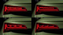 Audi OLED-Rückleuchten
