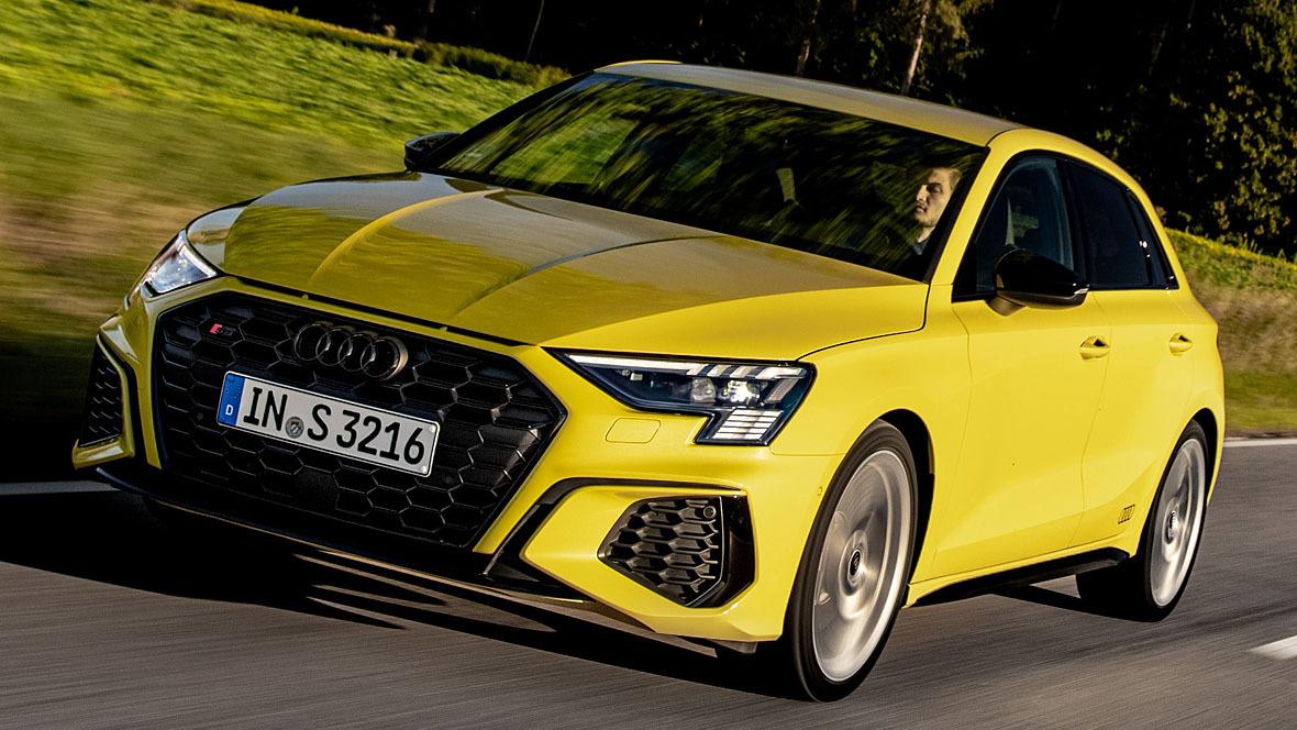 Audi S3 (2021)