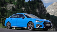Audi S4 Limousine Fahrbericht