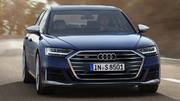 Audi S8 (2020)