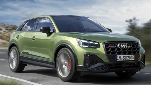Audi SQ2 Facelift (2021)