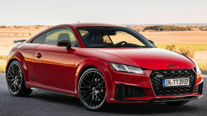 Audi TTS Competition Plus Coupé (2021)