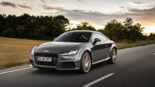 Audi TT und TTS Bronze Selection (2021)