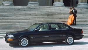 30 Jahre Audi V8