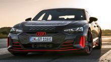 Audi RS e-tron GT Prototyp