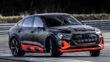 Audi e-tron S Prototyp (2021)