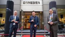 Neueröffnung Autohaus Dinnebier