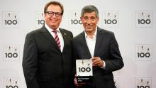 Auszeichnung Meneks Top 100