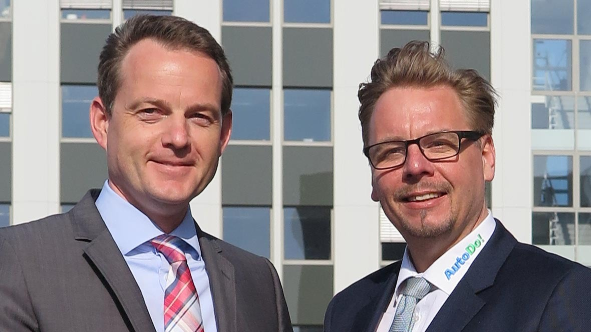 Hartmut Abeln und Marc van Eupen