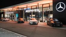 Neueröffnung Autohaus Schade