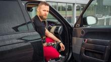 Automatiktür Jaguar Land Rover