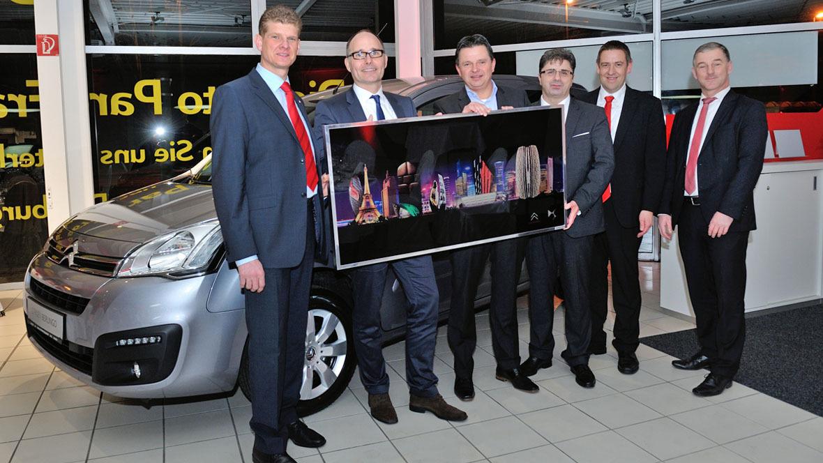 auto parc france investiert in duisburg - autohaus.de