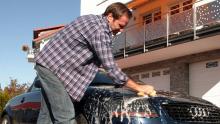 Fahrzeugpflege Handwäsche Aufbereitung