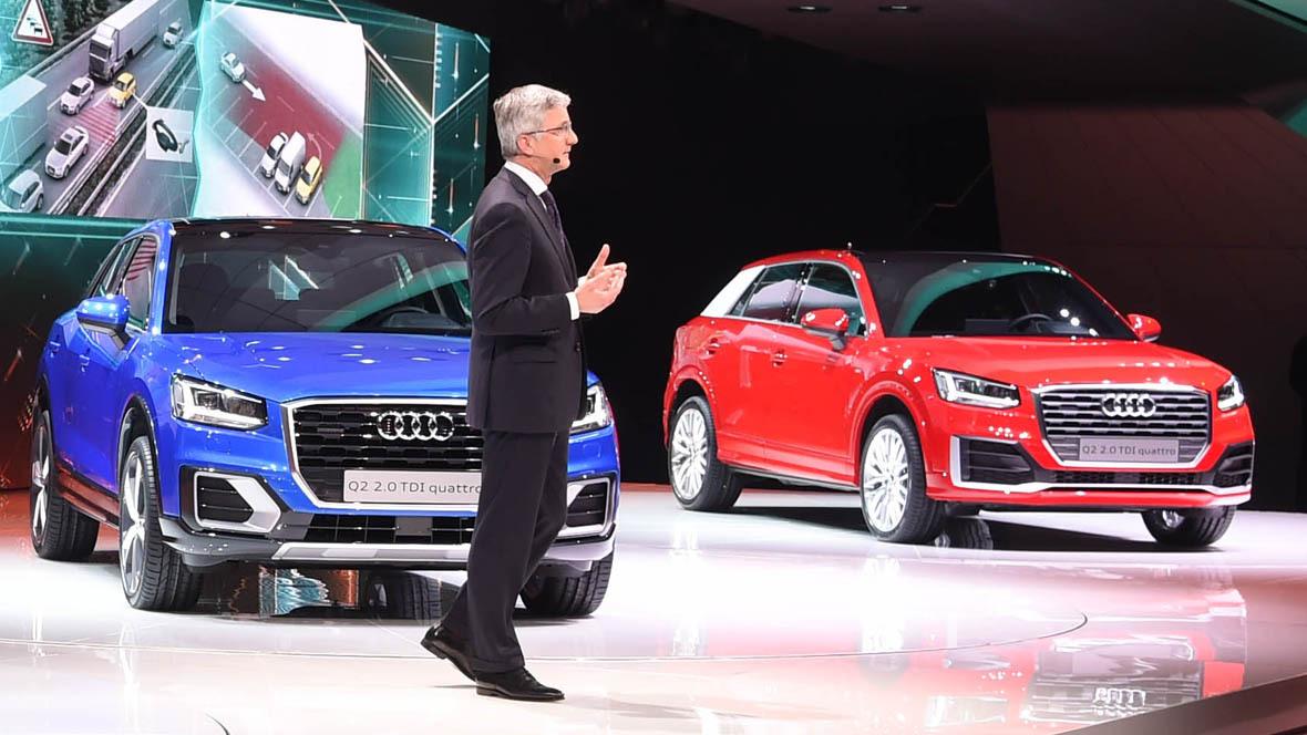 Audi kündigt
