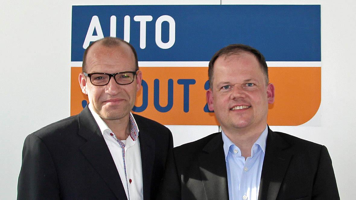Christian Bubenheim und Stephan Spaete