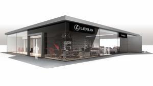 Autoweller baut Lexus-Forum in Osnabrück