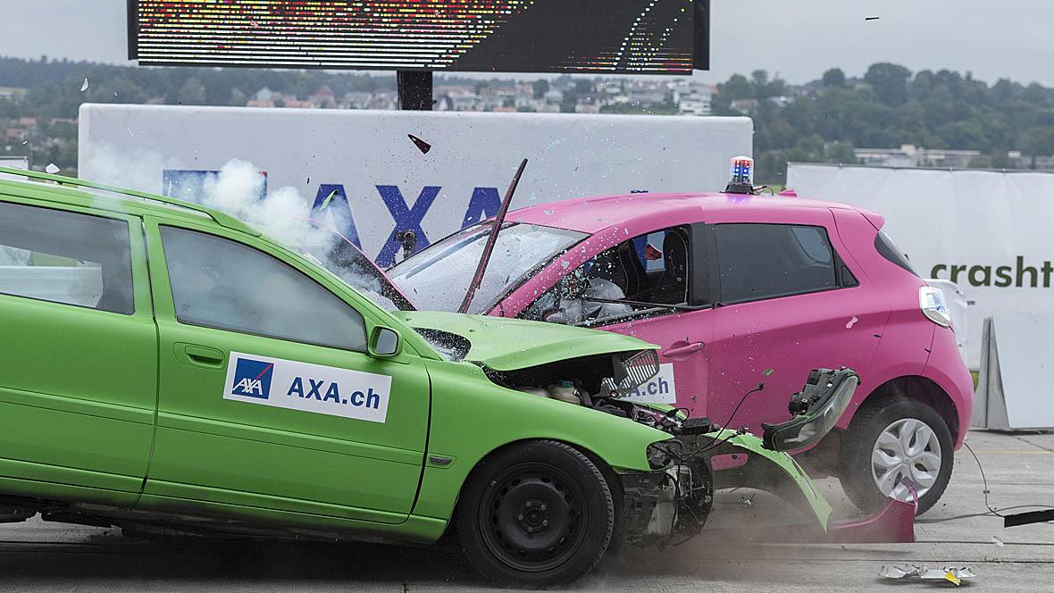 Axa Crashtest