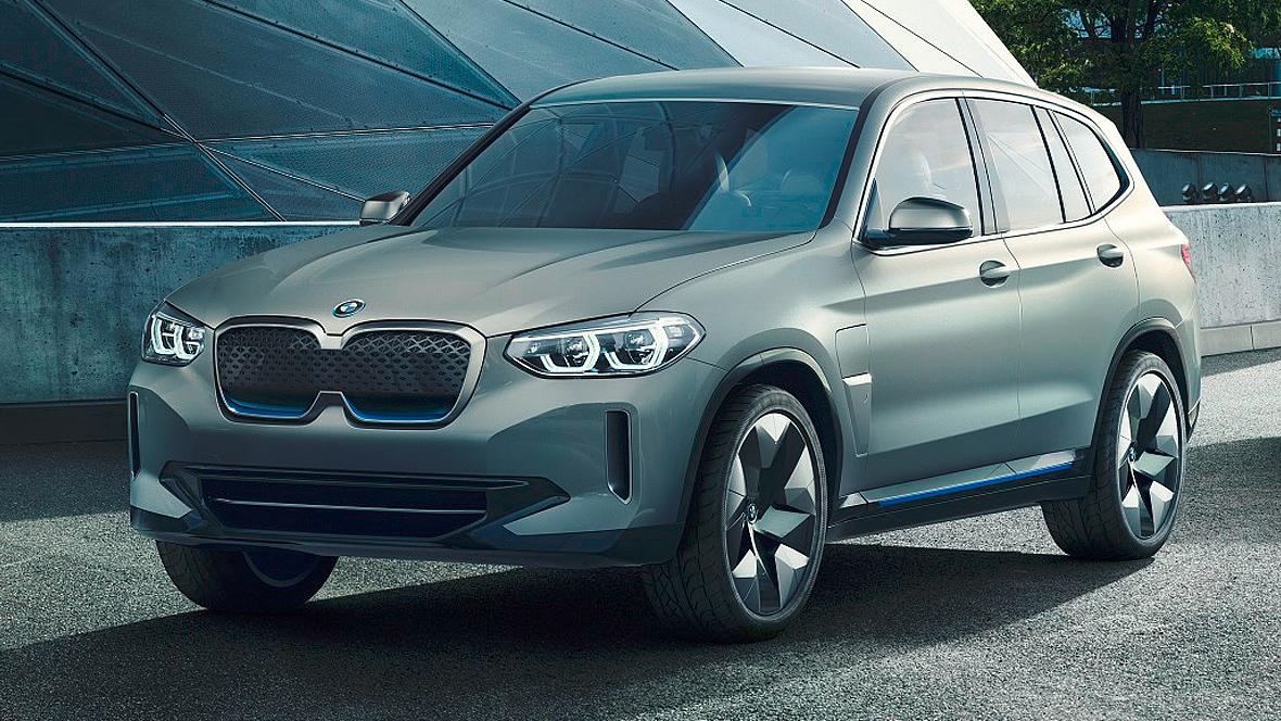 Unternehmen & Märkte - BMW iX3 soll viel mit wenig schaffen