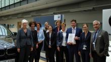 BMW Zertifikat Gütegemeinschaft Service