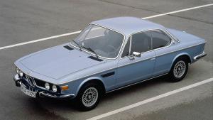 50 Jahre BMW 2800 CS bis 3.0 CSL