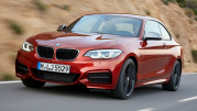 BMW 2er Facelift