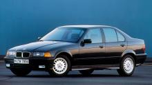 BMW 3er E36 Jubiläum 30 Jahre