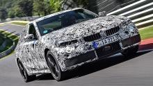 BMW 3er 2019 (getarnt)