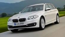 BMW 520D Touring (2015)
