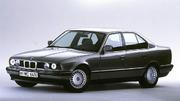 30 Jahre BMW 5er (E 34)