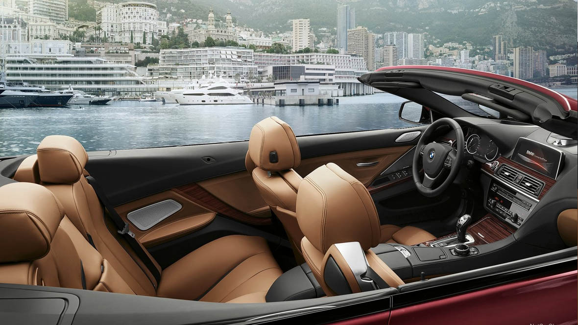 bmw 6er gran coupe cabrio 2015. Black Bedroom Furniture Sets. Home Design Ideas