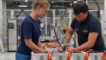 BMW Batterieproduktion Dingolfing