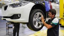 BMW-Werk in Araquari in Brasilien