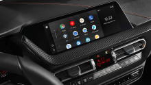 BMW Infotainment-System