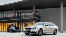 BMW 5er als Langversion