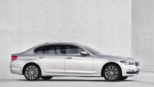 BMW 5er als Langversion