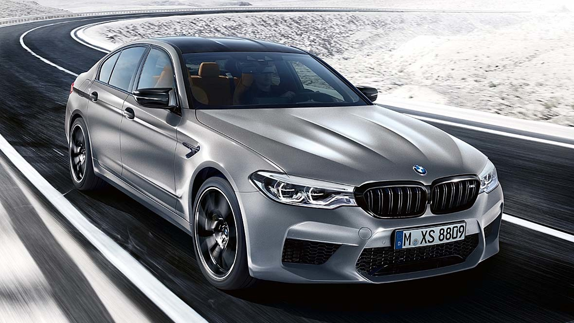 BMW M5 Competition (2019)