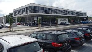 BMW Märtin Eröffnung
