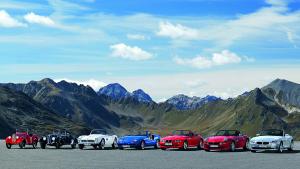 BMW Roadster 90 Jahre