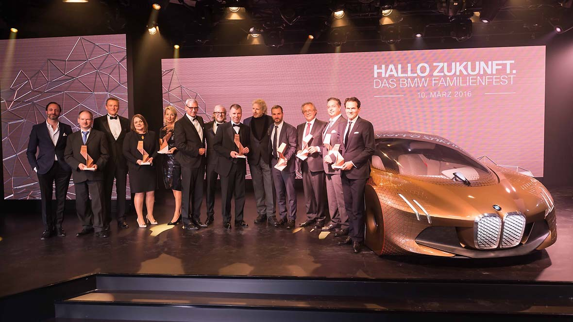 BMW Sales Award