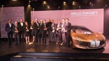 BMW Sales Award
