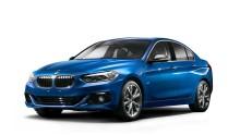 BMW 1er-Stufenheck mit Frontantrieb