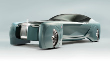BMW Vision Next 100 Rolls-Royce