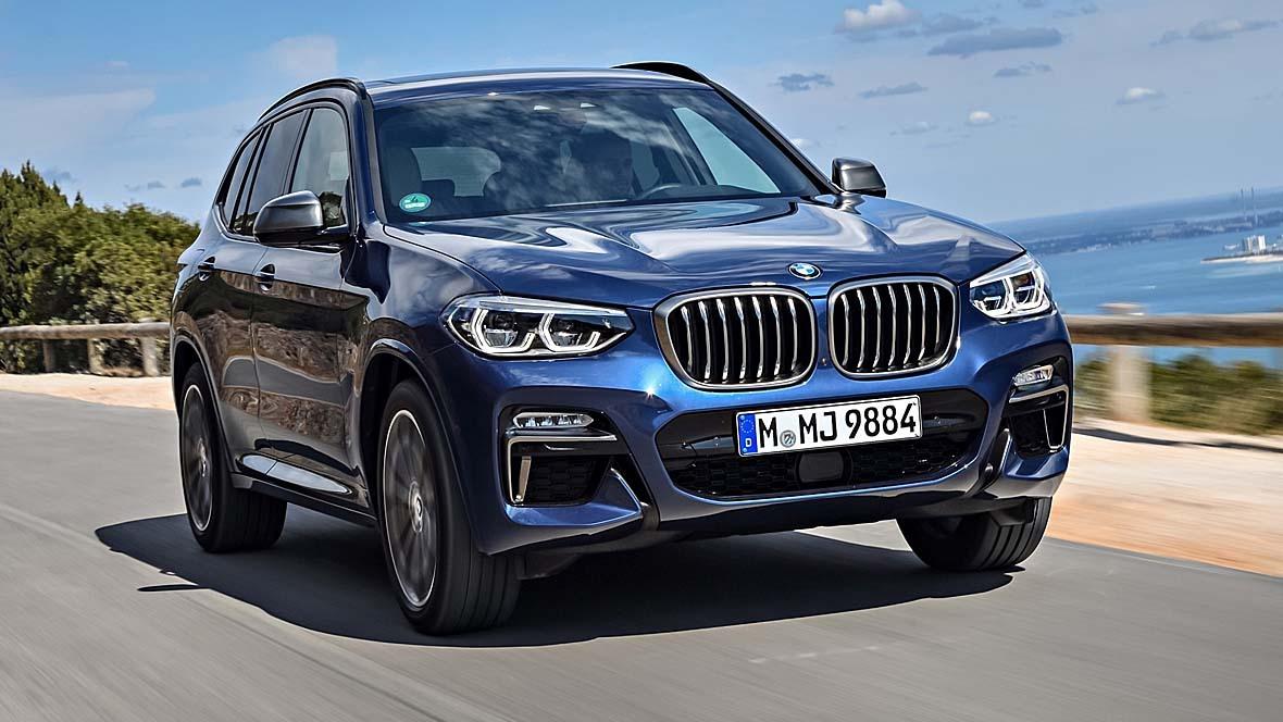 Der neue BMW X3 im Fahrbericht