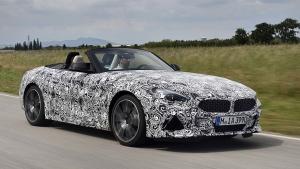 BMW Z4 Prototyp