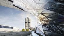 BMW-Zentrale und Erlebniswelt