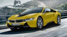 BMW i8 Protonic Frozen Edition