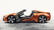 BMW i8 Spyder Vision Future Interaction
